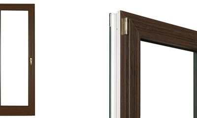 finestre pvc/alluminio